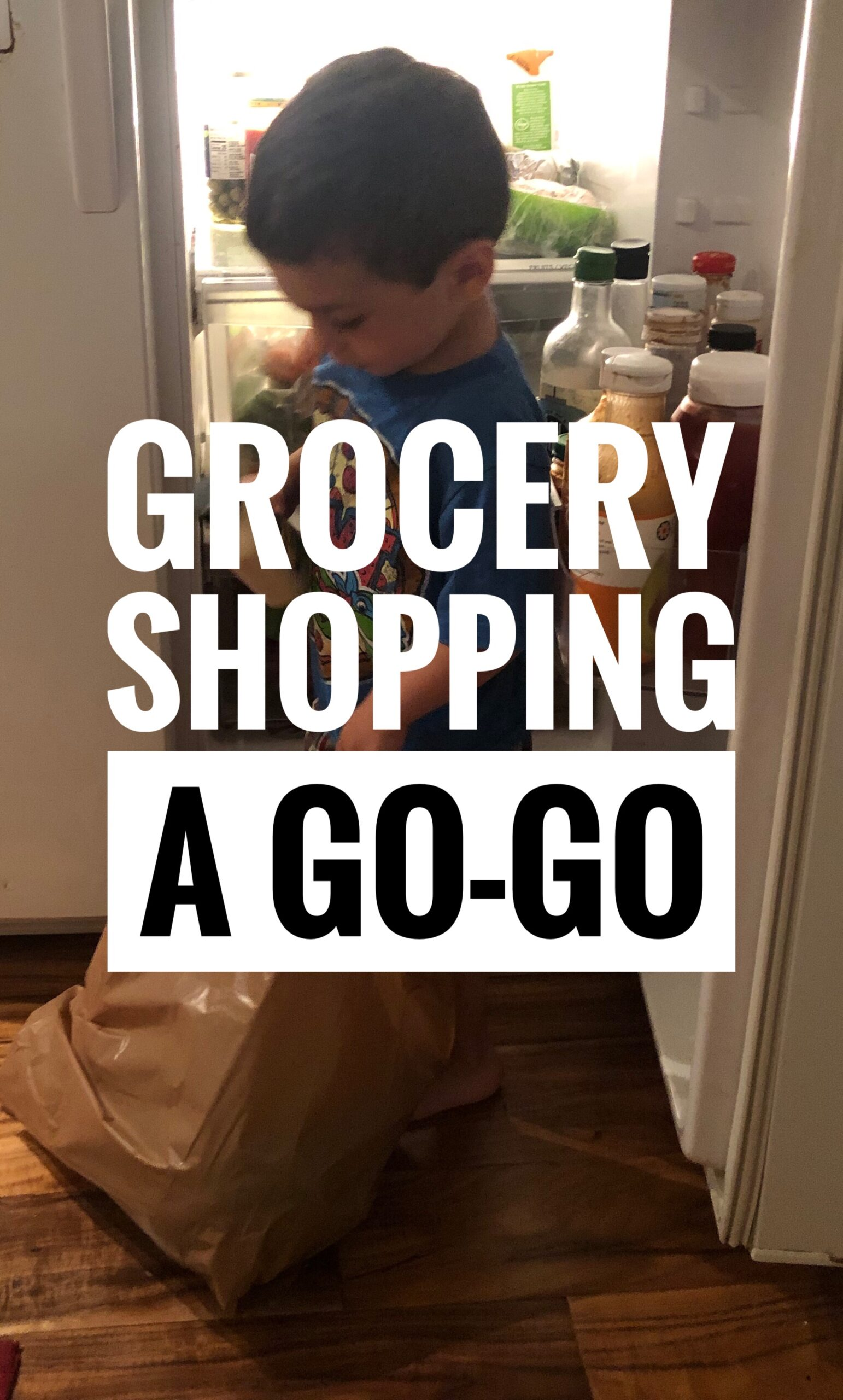 Grocery Shopping a Go-Go