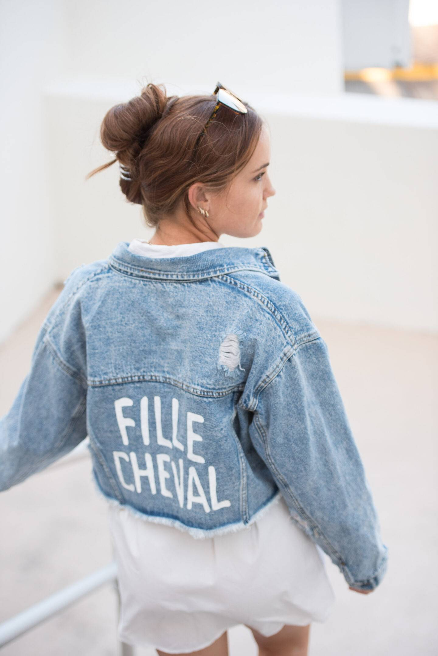 How to Dress like an [Equestrian] French Girl