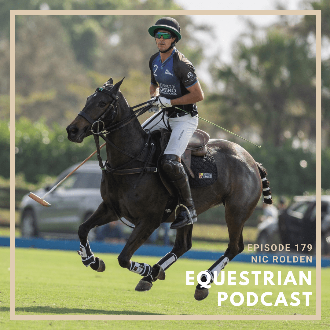 Passion for Polo with Nic Rolden