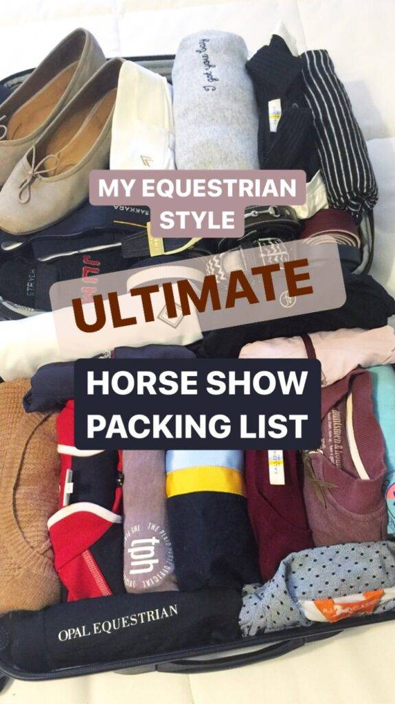 MES Ultimate Packing List