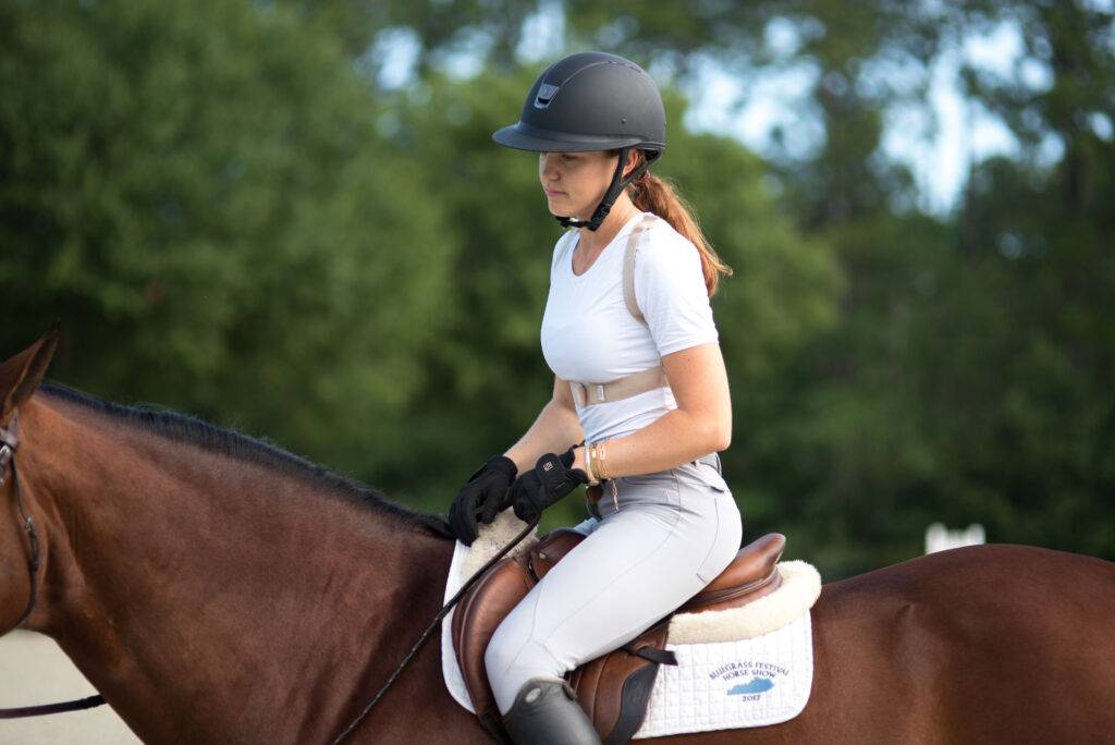 3 Ways to Combat Poor Riding Posture