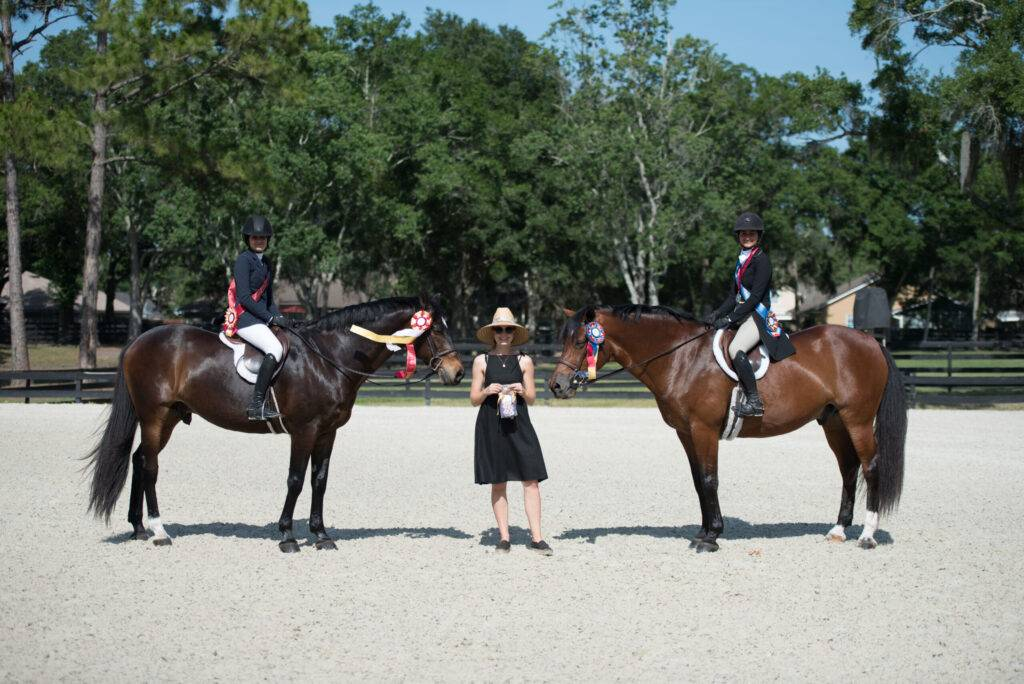 First Annual At Home Horse Show Recap