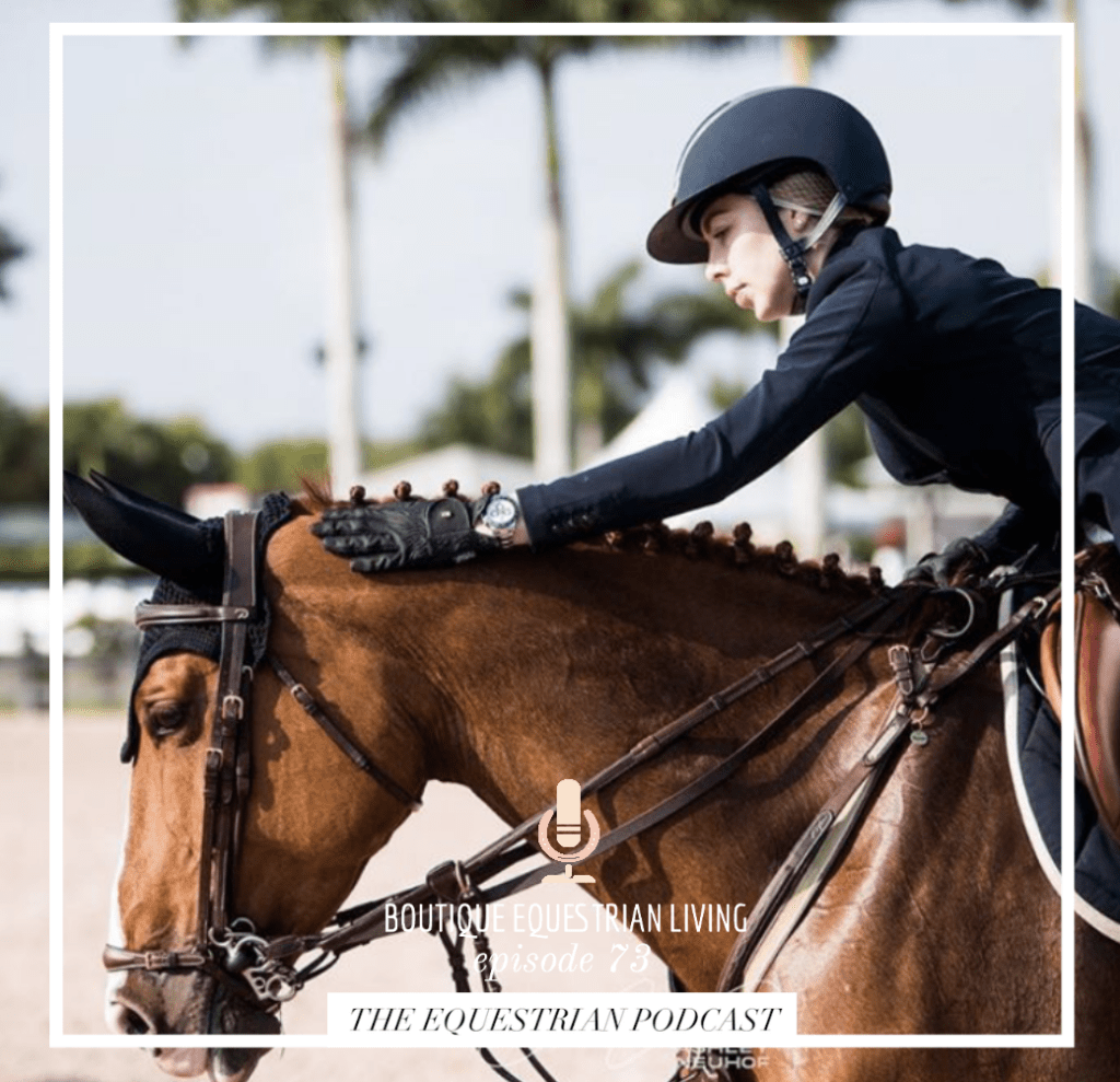 Boutique Equestrian Living with Hannah Selleck