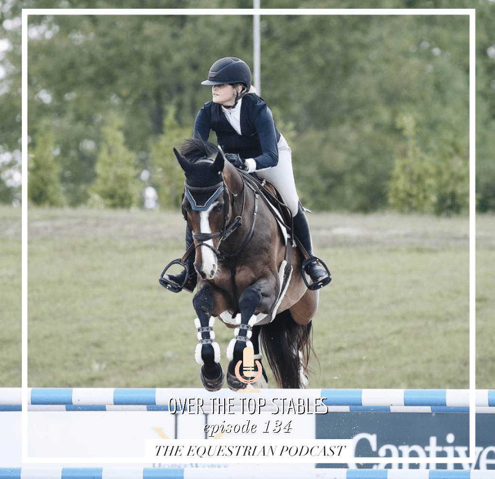 Over The Top Stables with Alexa Schwitzer