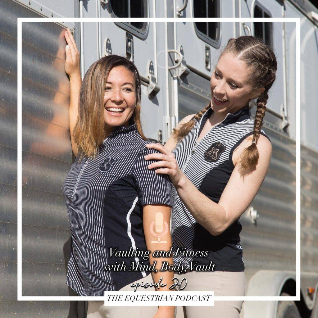 Vaulting and Fitness with Mind Body Vault