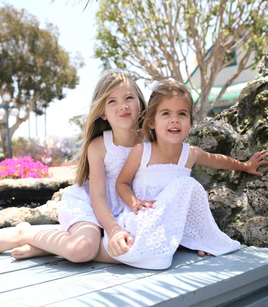 Our beloved Isobella & Chloe sisters back in Spring 2011.