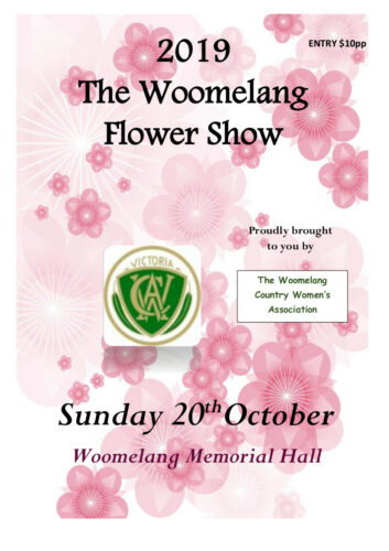 Flower show is nearly here!