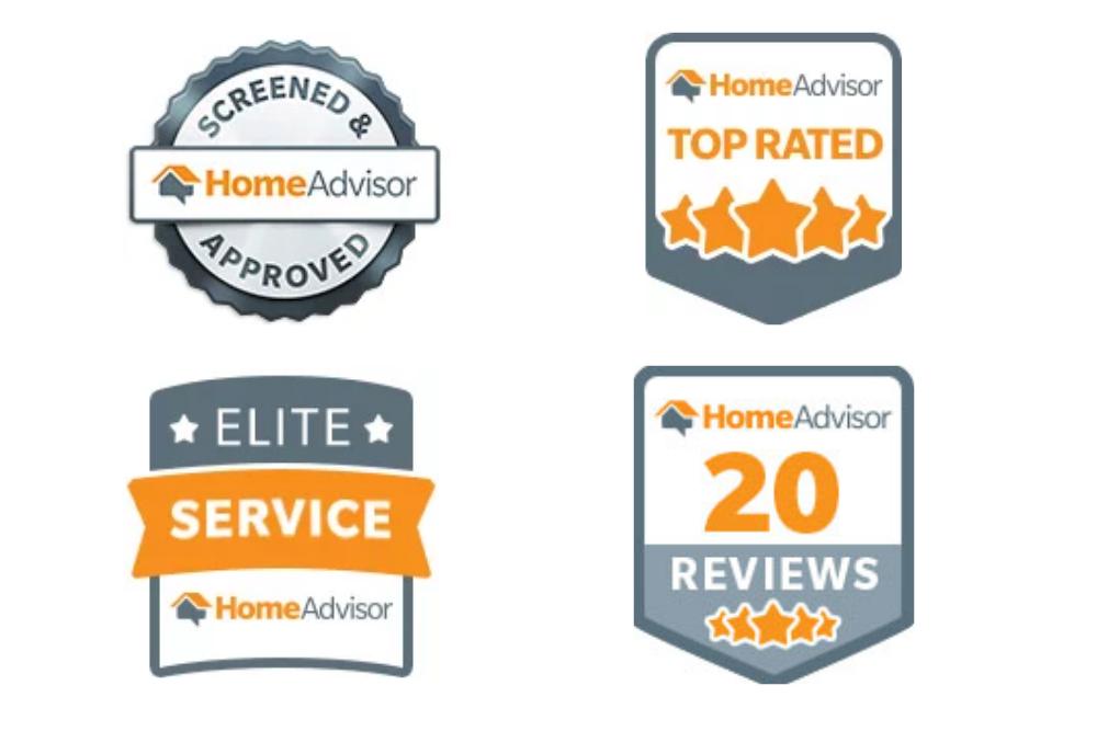 home advisor badge