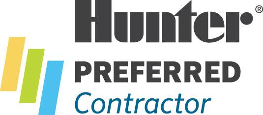 Hunter irrigation preferred_contractor
