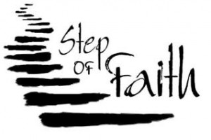 step of faith