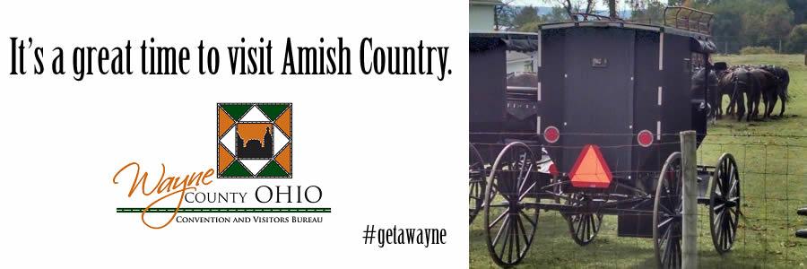 Ohio Amish Country Wayne County