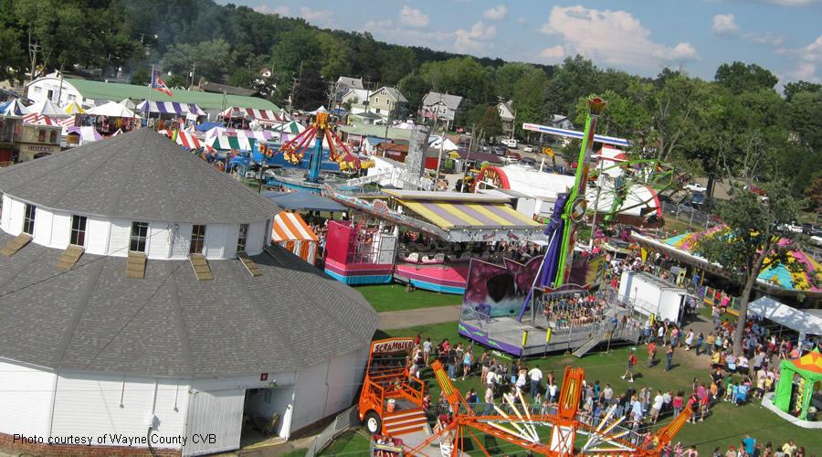 Wayne County Fair Ohio