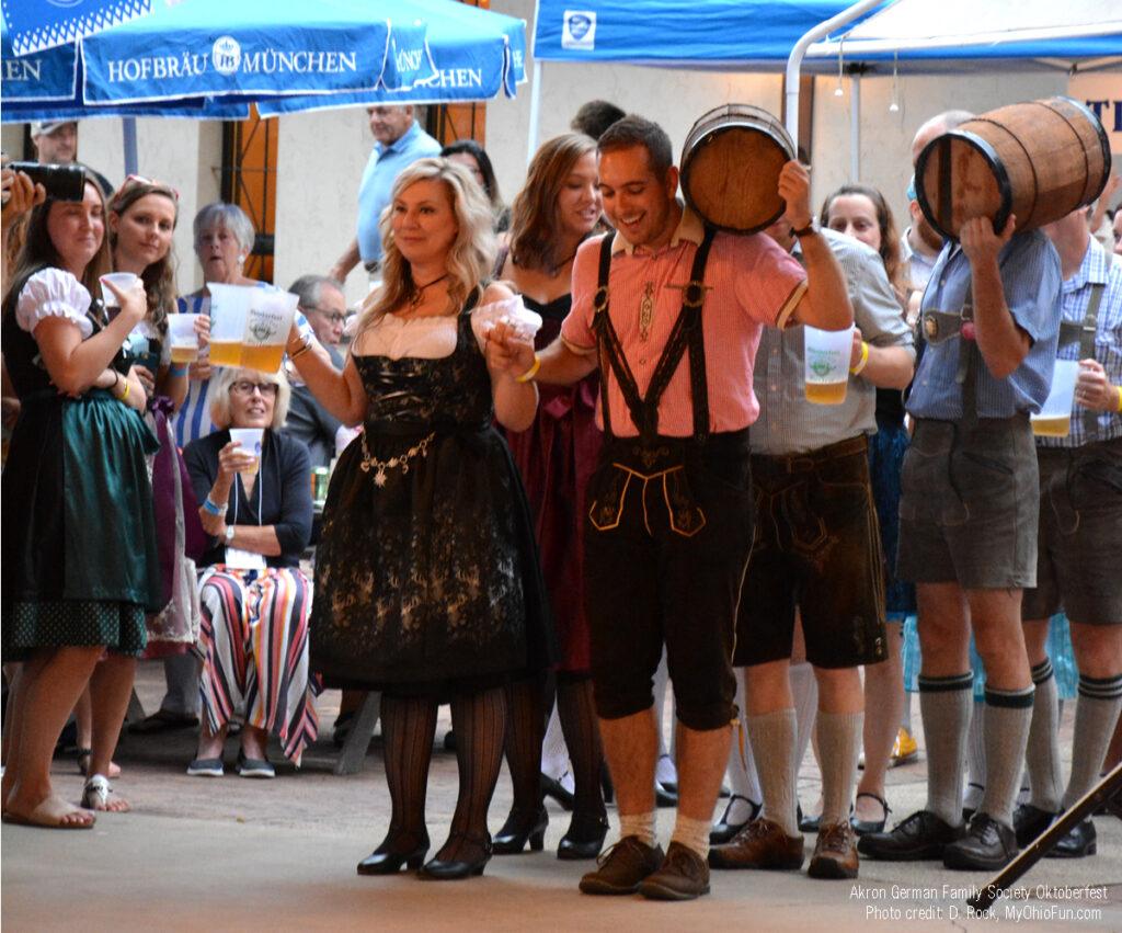 Akron German Family Society Okstoberfest
