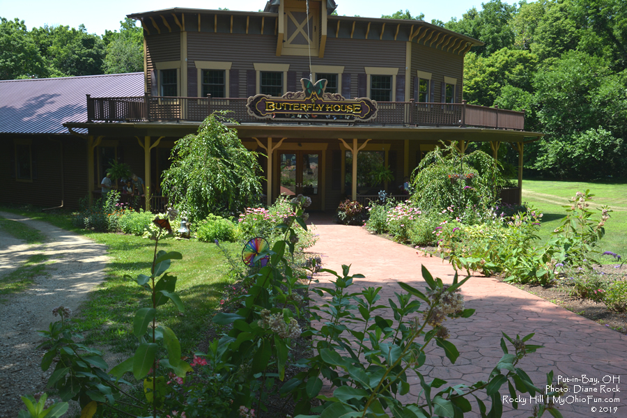 Butterfly House - Put-in-Bay