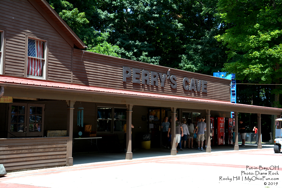 Perry's Cave Put-in-Bay