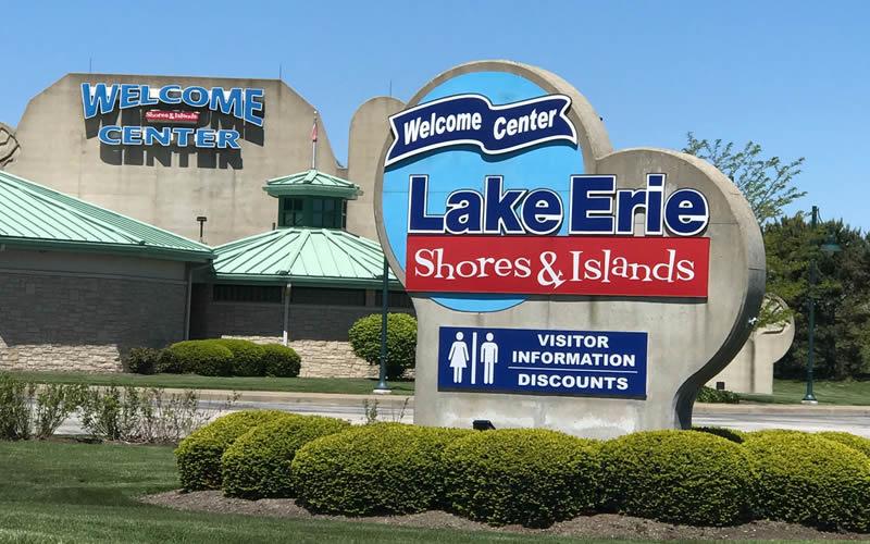 Lake Erie Shores Welcome Center Port Clinton