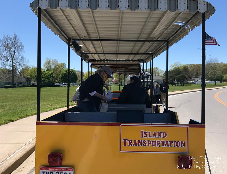 Put-in-Bay Island Transportation