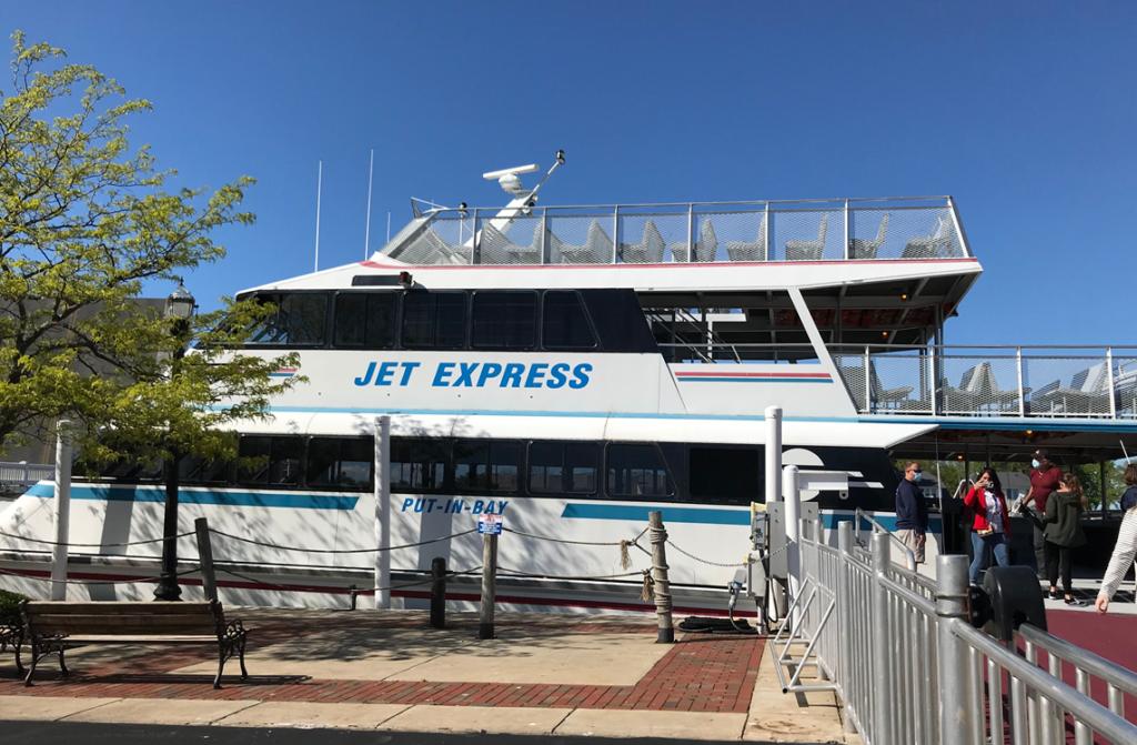 Jet Express to Put-in-Bay