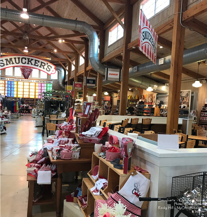 J.M. Smucker Store and Cafe