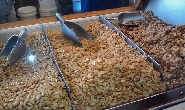 Heggy's Nut Shop