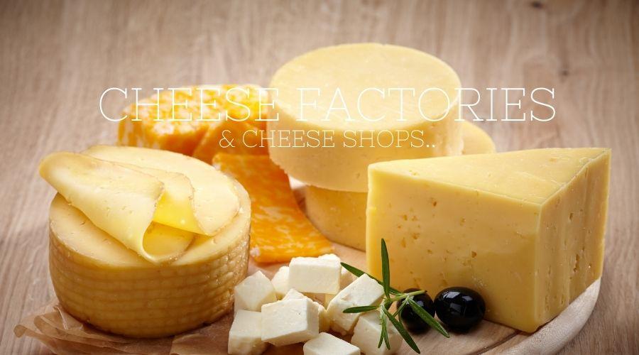 Ohio Cheese Factories