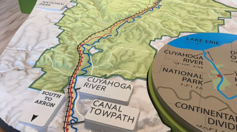 Explore the Cuyahoga Valley National Park