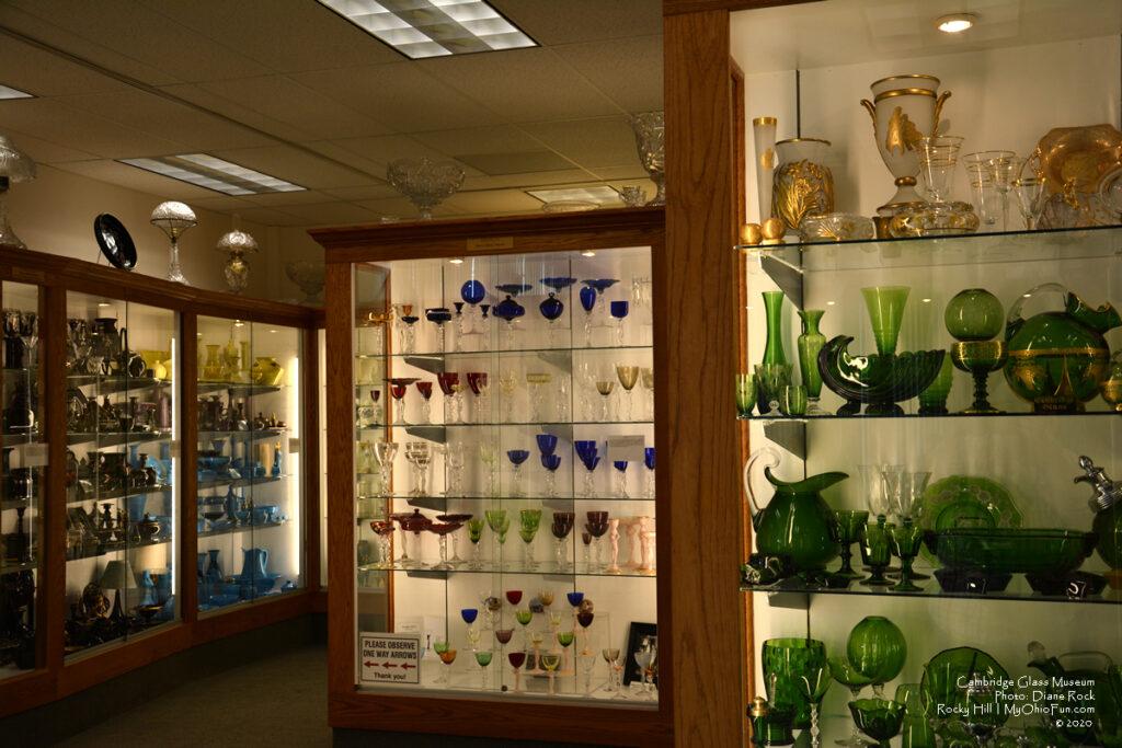 Cambridge Glass Museum