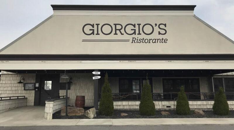Giorgios Ristorante Niles Ohio