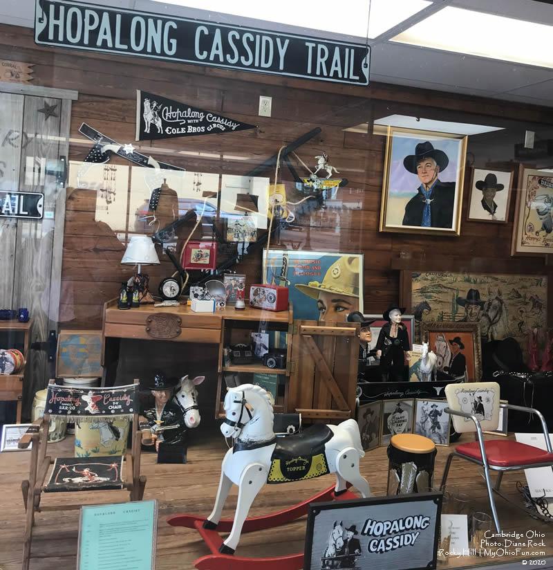 Hopalong Cassidy Trail Cambridge Ohio