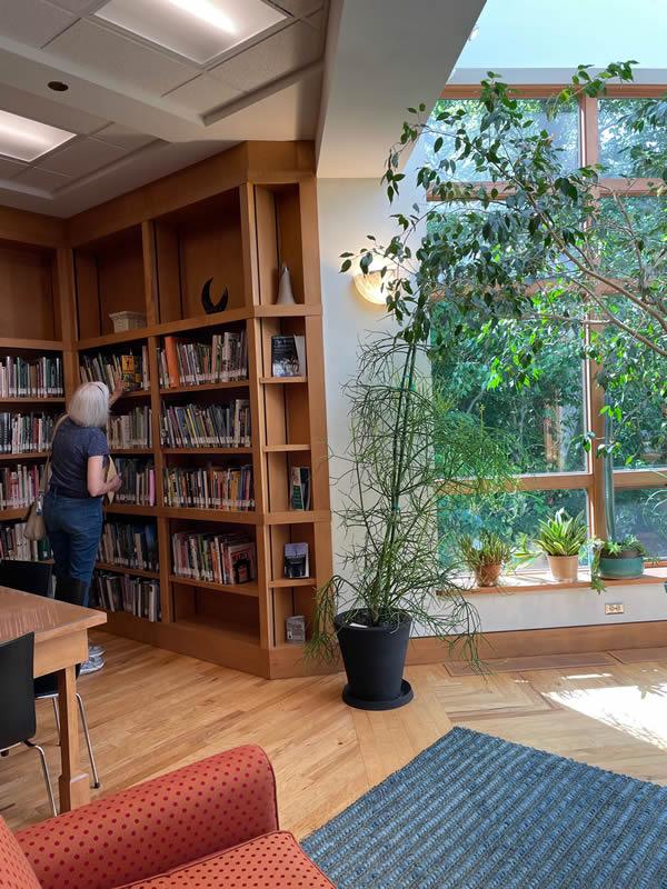 Horticulture Library Fellows Riverside Gardens