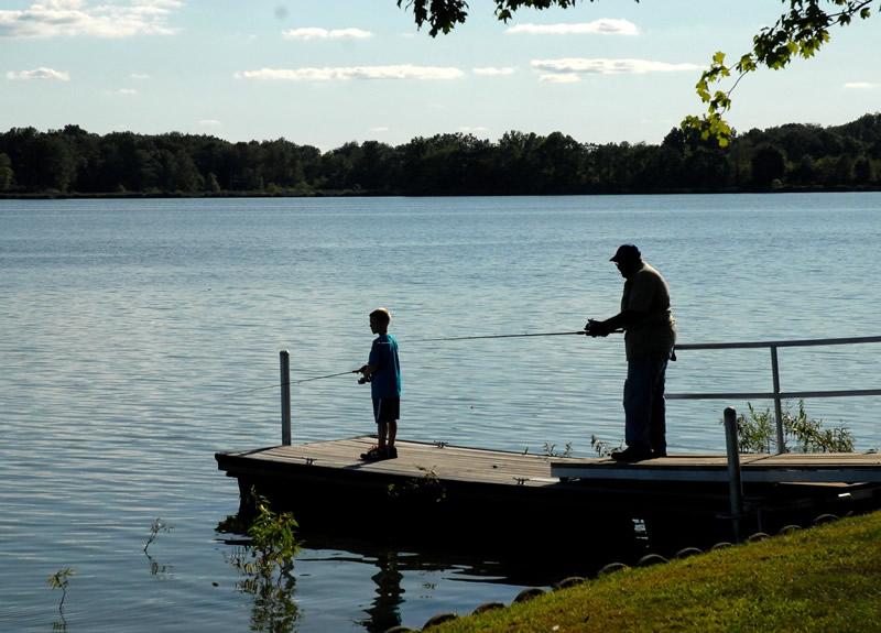 Ohio State Parks Wingfoot Lake