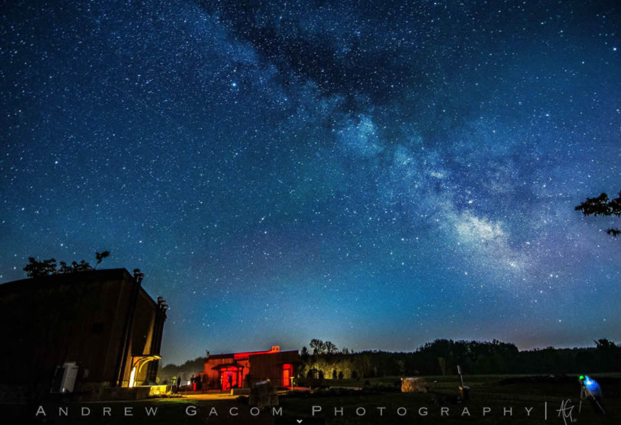 Observatory Park Geauga Parks Andrew Gacom Photography