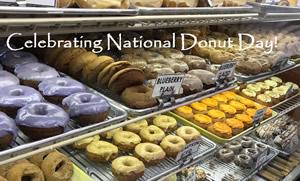 Celebrating Ohio Donuts