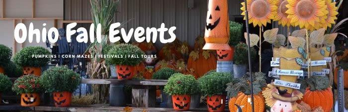 Ohio Fall Events