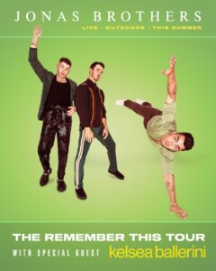 Jonas Brothers Remember This Tour