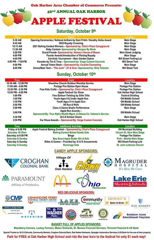 Oak Harbor Apple Festival