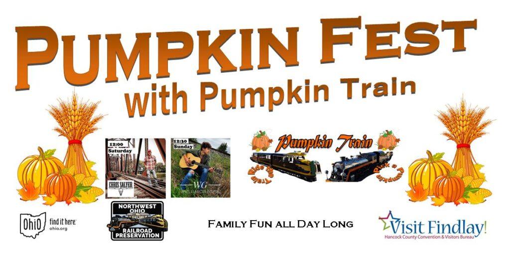 Pumpkin Fest with Pumpkin Train