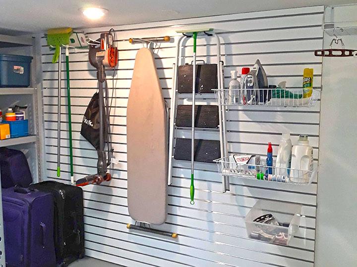 Garage Storage Area Home Remodeling