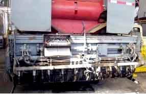 image of chip spreader hopper used