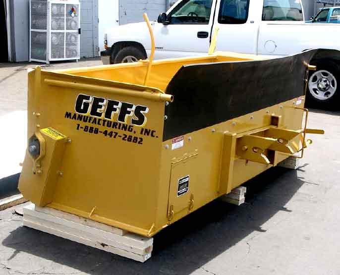 image of geffs rear tailgate spreader
