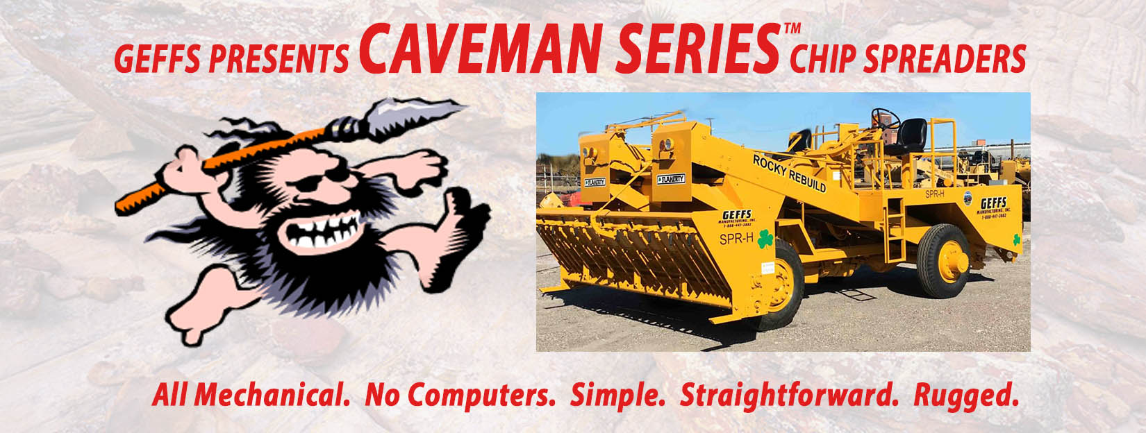 GEFFS Caveman TM Slider