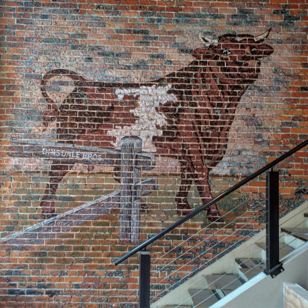 Interior Bull Durham Bull