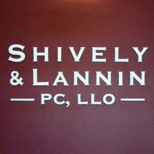 Interior Displays & Logos