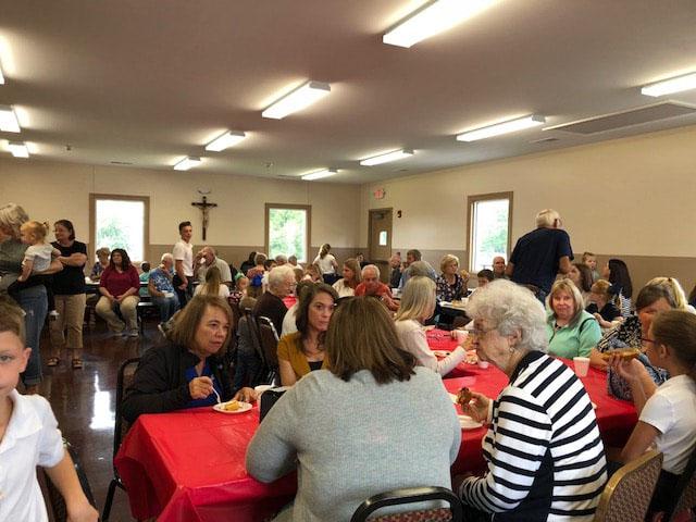 Grandparents' Day Celebration — Sept. 12, 2018