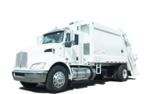 20 Yard Rear Load Garbage Trucks For Sale