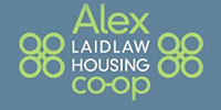 Alex Laidlaw Housing Co-operative Logo