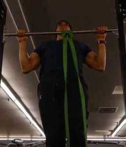 Band Assisted Pull Up