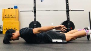Prone A Position 2
