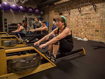 Group workout class in Vancouver, WA