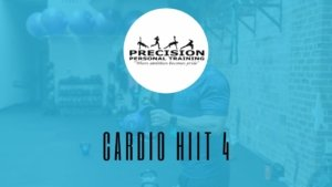 Cardio HIIT 4